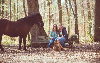 Mensch & Tier Fotoshooting
