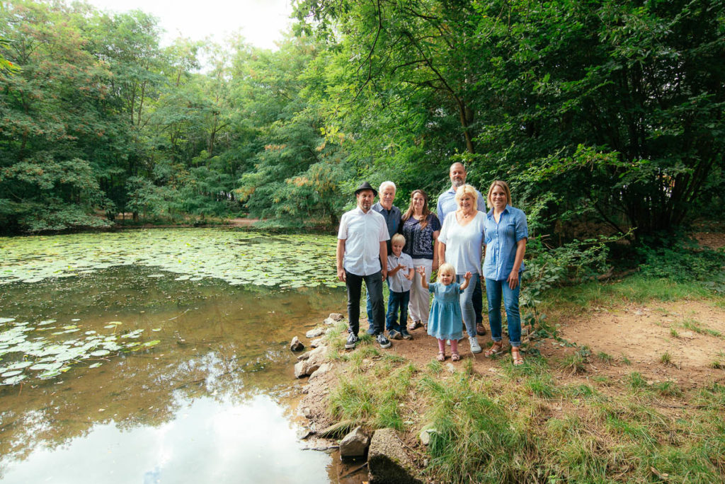 004 Familien Fotoshooting Wald