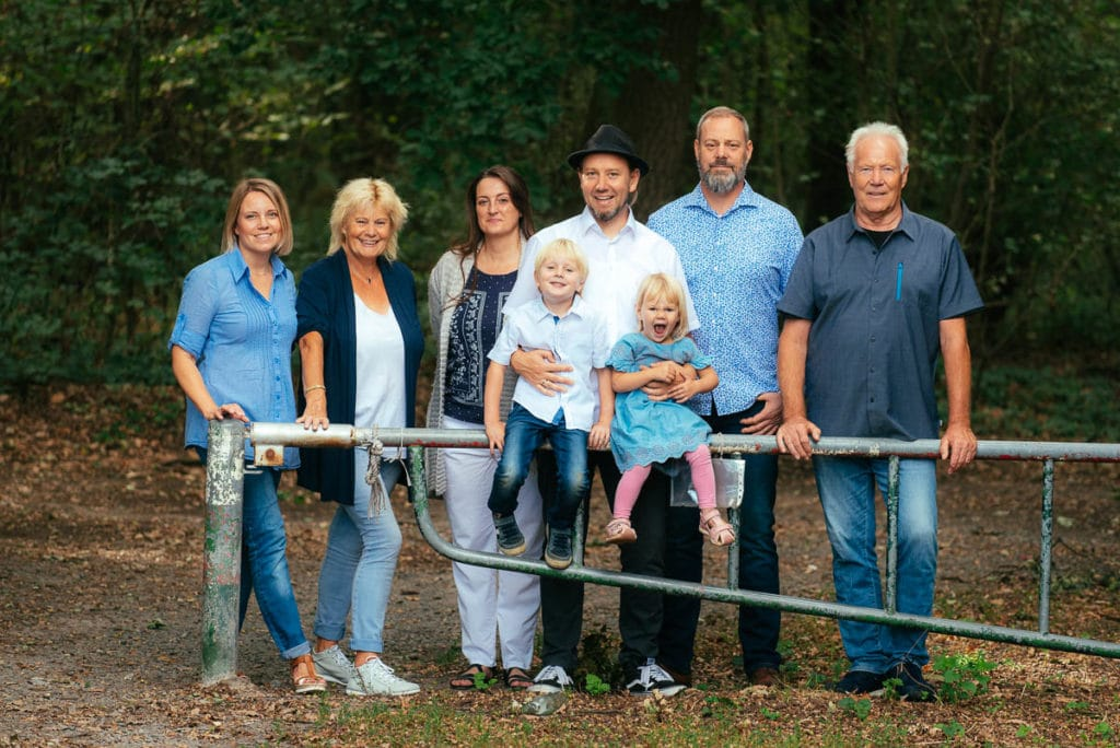 005 Familien Fotoshooting Wald