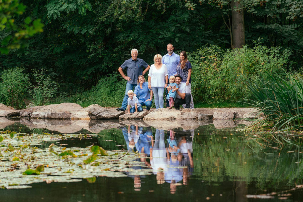 006 Familien Fotoshooting Wald